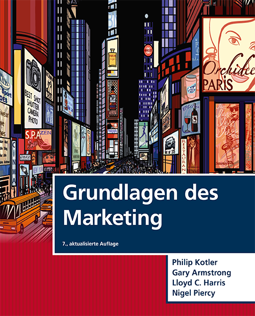 Grundlagen des Marketing 7e